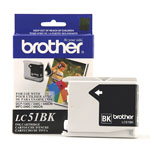 Genuine Brother LC51BK black