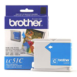 Genuine Brother LC51C cyan