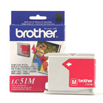 Genuine Brother LC51M magenta