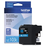 Genuine Brother LC103C cyan
