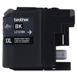 Genuine Brother LC107BK black