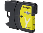 Genuine Brother LC61 Yellow