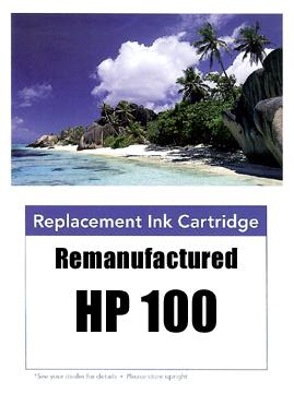 HP 100 Reman