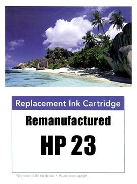 HP 23 Reman