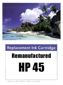 HP 45 Reman