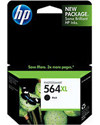 Genuine HP 564XL Large Black