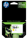 Genuine HP 564XL Large Yellow