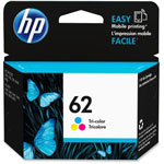 HP 62 OEM color ink cartridge