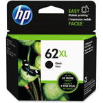 HP 62XL OEM black ink cartridge