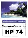 HP 74 reman