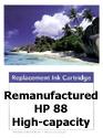 HP 88 remanufactured