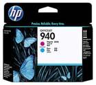 HP 940 Cyan/Magenta Printheads